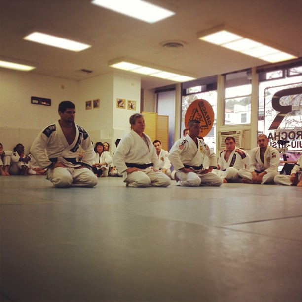 New Gracie Humaita Black Belts!