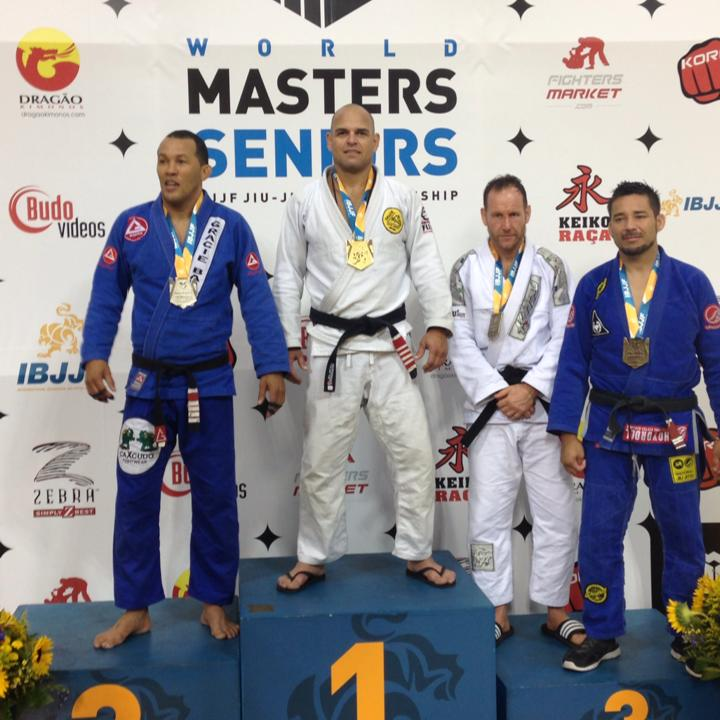 Eduardo 2x World Champion!
