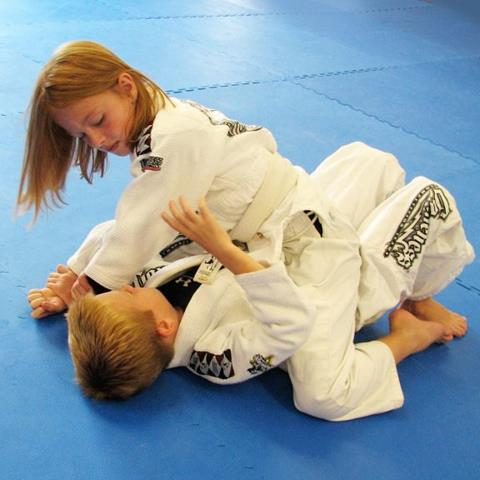 Protect your children with Rocha Kids Jiu-Jitsu!
